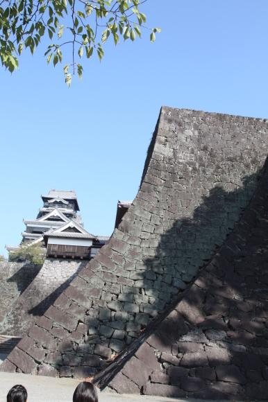 熊本城を描く6年生写生大会2_c0052304_12350225.jpg