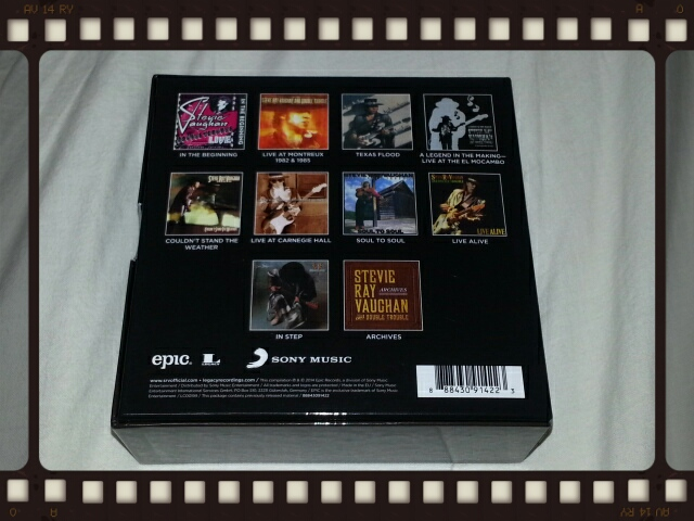 STEVIE RAY VAUGHAN & DOUBLE TROUBLE / THE COMPLETE EPIC RECORDINGS COLLECTION_b0042308_123190.jpg