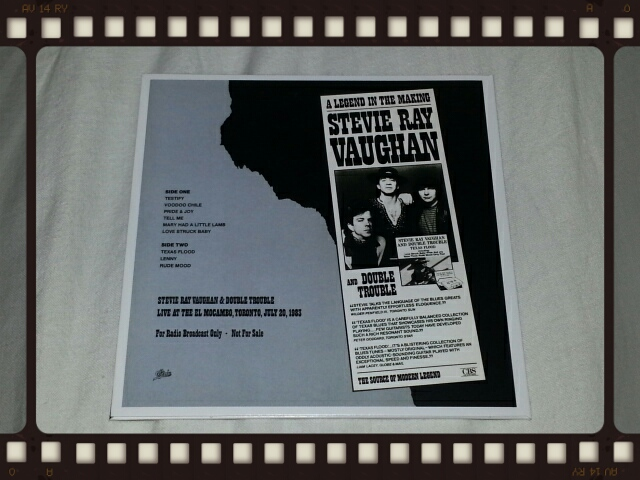 STEVIE RAY VAUGHAN & DOUBLE TROUBLE / THE COMPLETE EPIC RECORDINGS COLLECTION_b0042308_123229.jpg