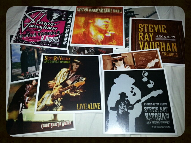 STEVIE RAY VAUGHAN & DOUBLE TROUBLE / THE COMPLETE EPIC RECORDINGS COLLECTION_b0042308_12356.jpg
