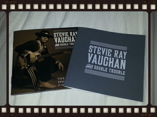 STEVIE RAY VAUGHAN & DOUBLE TROUBLE / THE COMPLETE EPIC RECORDINGS COLLECTION_b0042308_123875.jpg