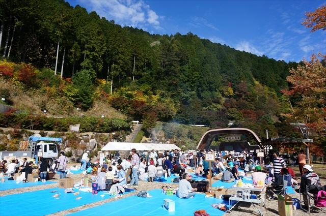 魚釣り大会と秋の加子母ツアー_f0207410_19552773.jpg