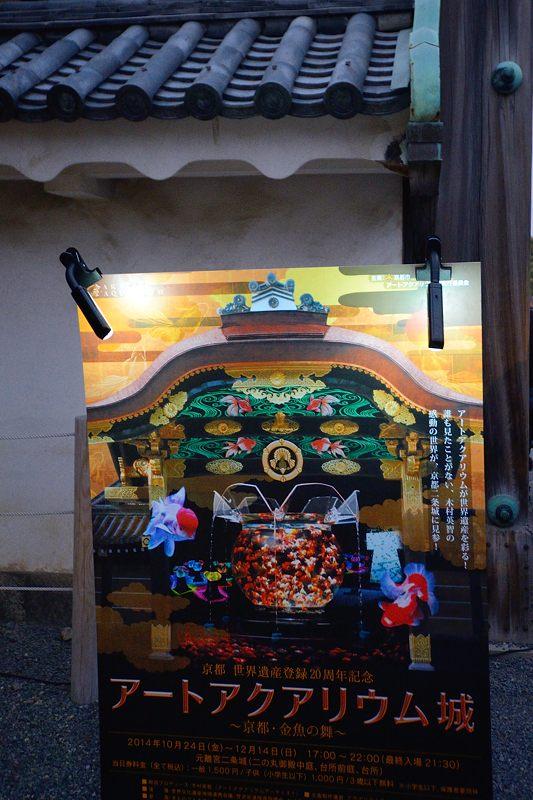 アートアクアリウム城~京都・金魚の舞~ 其の一_f0032011_2064830.jpg