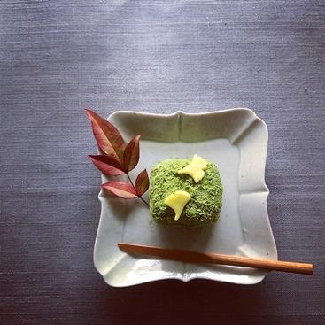 苔をイメージした和菓子の販売_d0263815_14573126.jpg