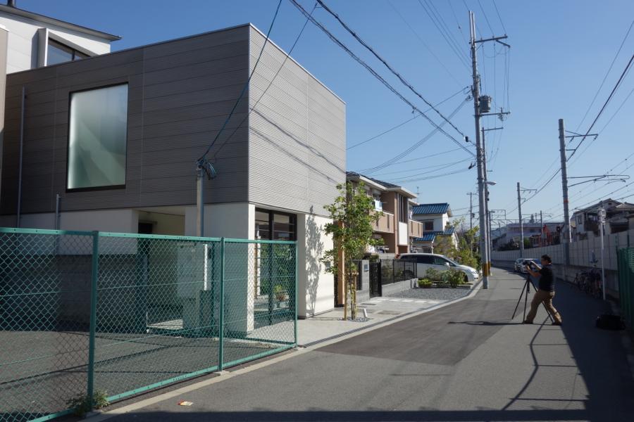 竣工写真の撮影@鶴見の家Ⅱ_e0317421_2234524.jpg