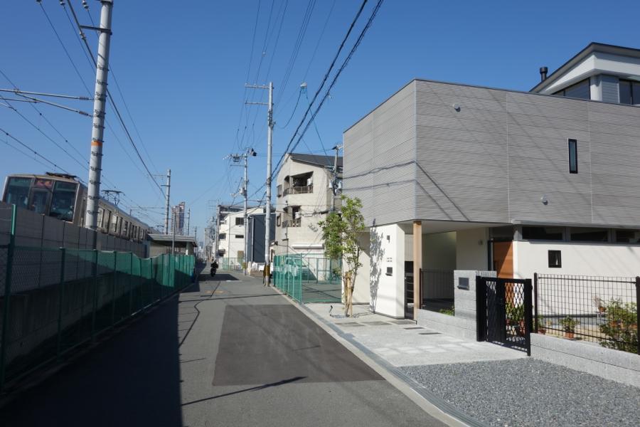 竣工写真の撮影@鶴見の家Ⅱ_e0317421_22354576.jpg
