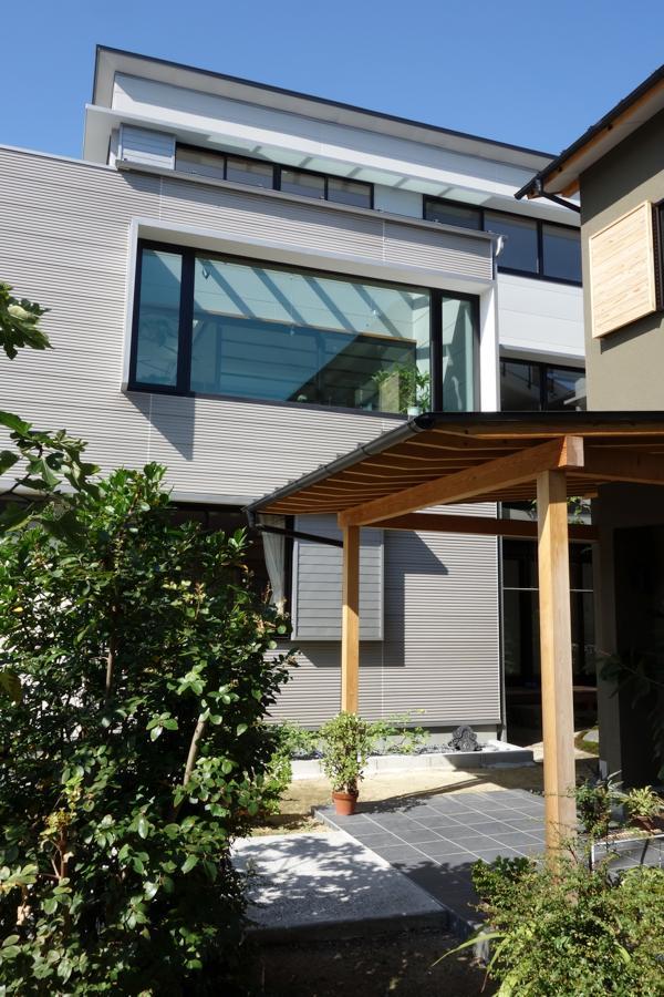 竣工写真の撮影@鶴見の家Ⅱ_e0317421_22362861.jpg