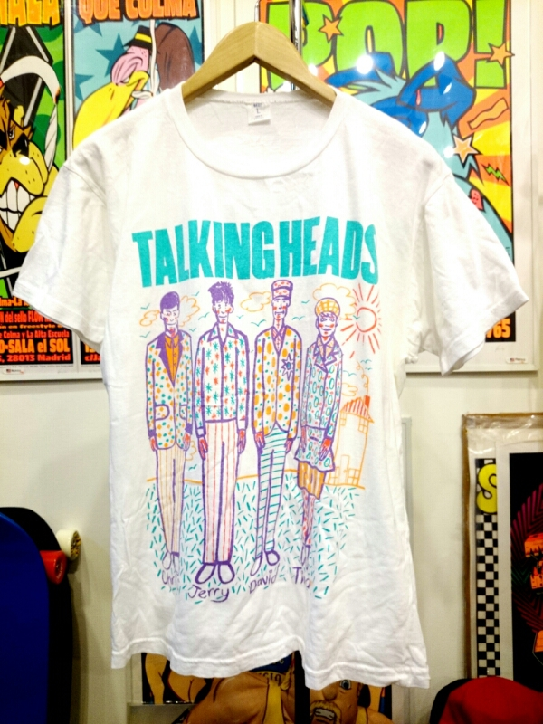 「 TALKING HEADS 」_c0078333_112726.jpg