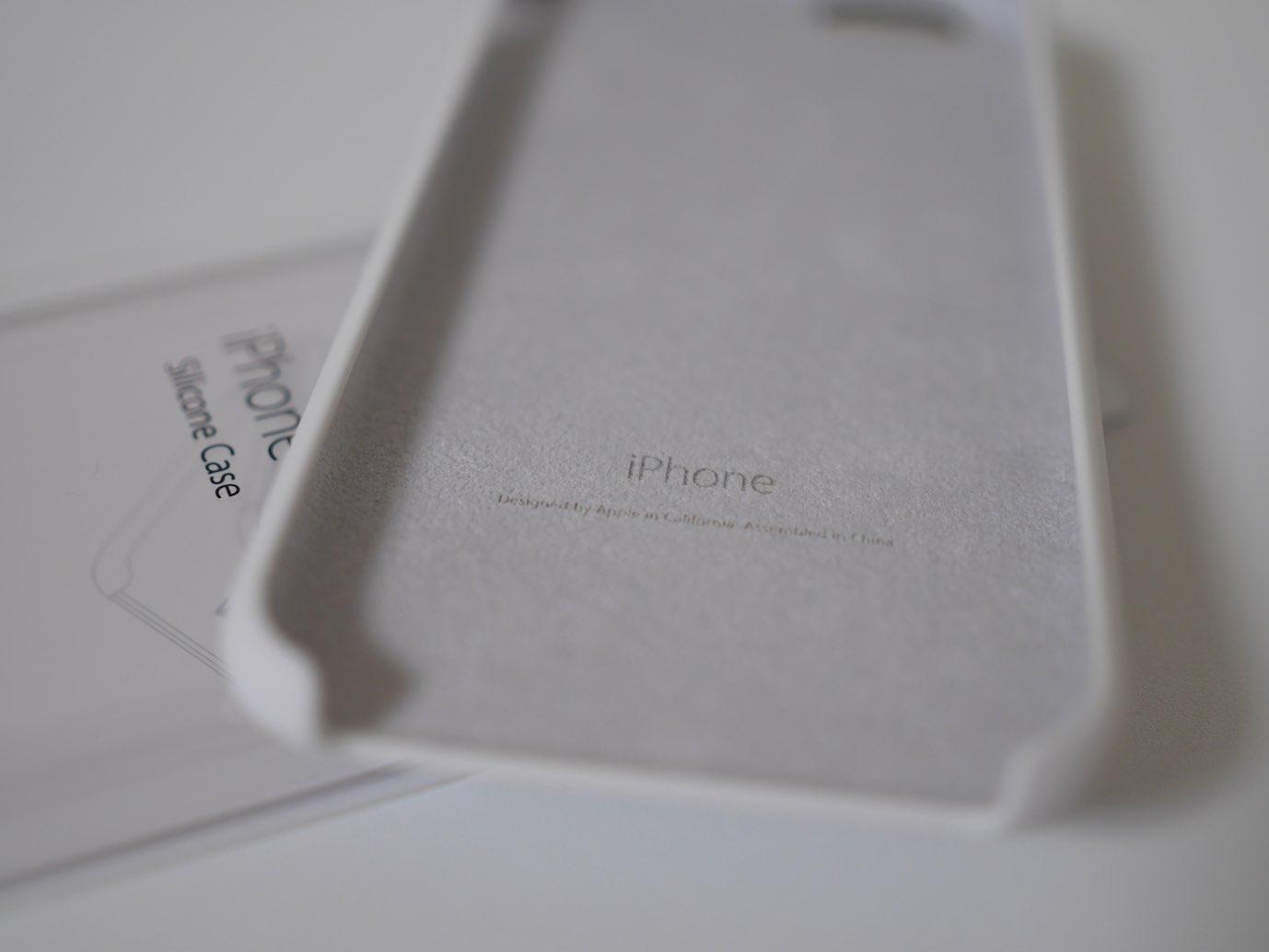 iPhone6とシリコーンケース_e0216133_20371246.jpg