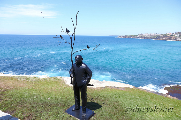SCULPTURE BY THE SEA 2014 ~1~_f0084337_07392235.jpg