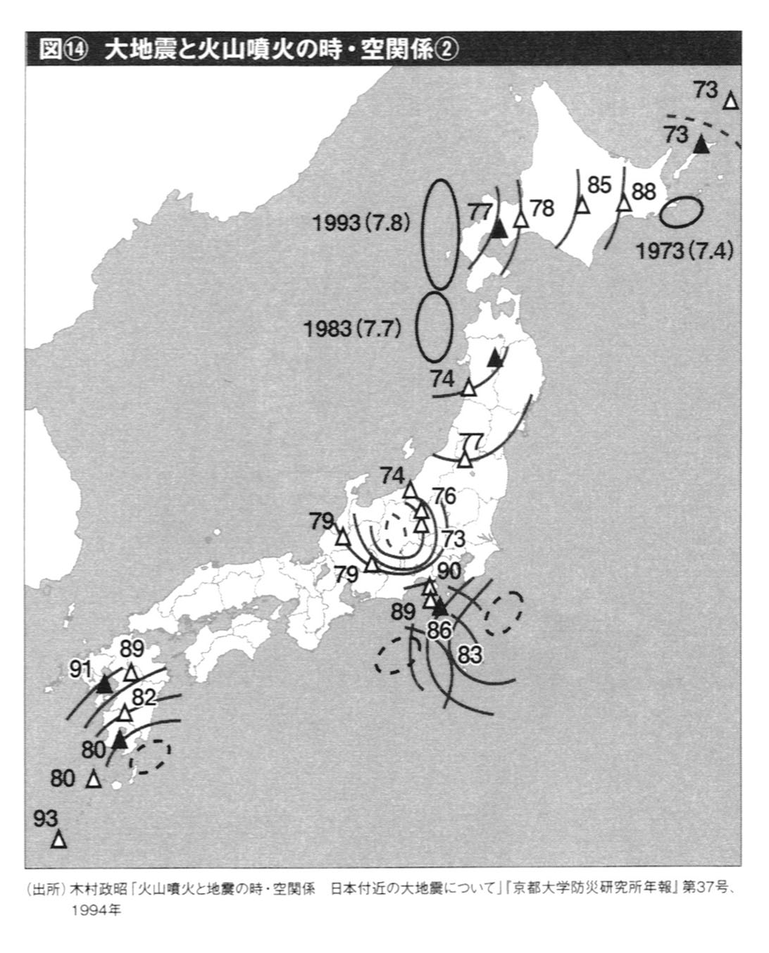 太陽フレア連続爆発と富士山噴火_b0221143_19212218.jpg