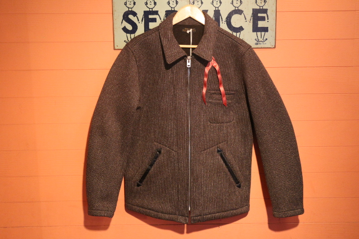 Brown's BEACH JACKET by FULL COUNT_b0121563_14164380.jpg