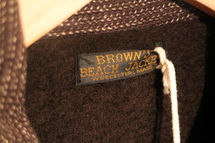 Brown's BEACH JACKET by FULL COUNT_b0121563_1427791.jpg