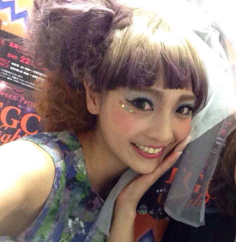 【イベント】TGC Night Halloween party☆ハロウィンイベントで無料ヘアアレンジやステージ上でモデルさんのヘアアレンジをしました♪_c0080367_20411133.jpg