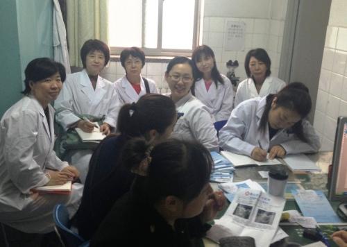 2014年度の北京研修旅行_f0138875_11444657.jpg