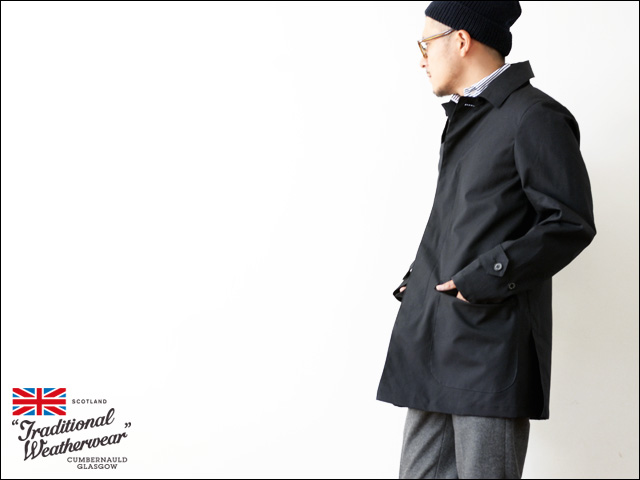 TRADITIONAL WEATHER WEAR [トラディショナルウェザーウェアー] CORBY [142AD-7814D] MEN\'S_f0051306_17342752.jpg
