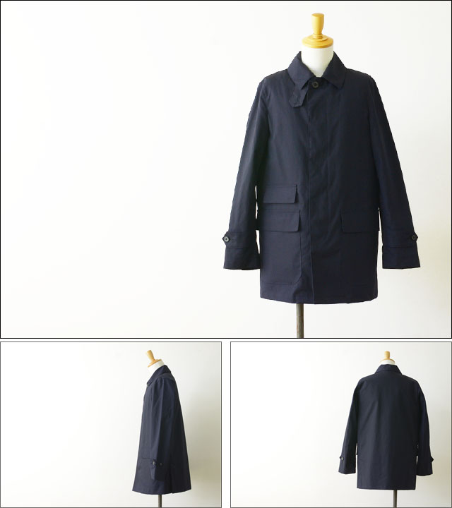 TRADITIONAL WEATHER WEAR [トラディショナルウェザーウェアー] CORBY [142AD-7814D] MEN\'S_f0051306_17342877.jpg