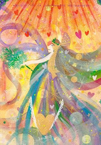 14/12/23(火)-12/28(日) エレマリア個展 「自由の女神と天使たち」_e0091712_26653.jpg