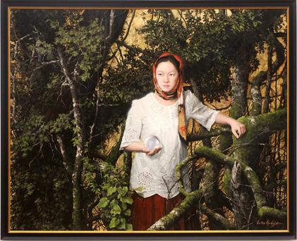 新井隆先生、ナカジマカツ先生 入選・入賞おめでとうございます! 第1回日展_b0107314_123747.jpg