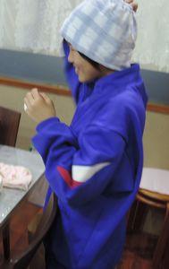 タオル帽子発送準備♪_f0223914_16431067.jpg