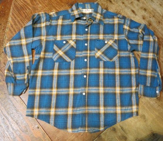 11/1(土)入荷商品!70'S KING KOLEネルシャツ!_c0144020_15554774.jpg
