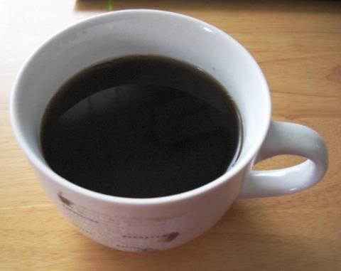 神戸ダンケのバターブレンドコーヒー~これはあるいみ面白い~_b0081121_6564236.jpg