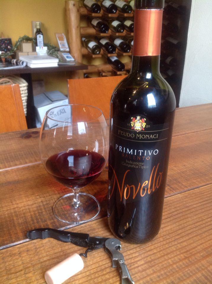 2014年新酒 ノヴェッロ&ヌーヴォー_c0315821_10142772.jpg