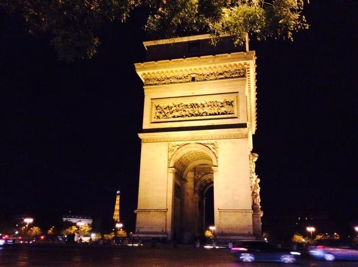 2014 10月 パリ出張 (3) パリにも戻って散歩_f0062122_12485841.jpg