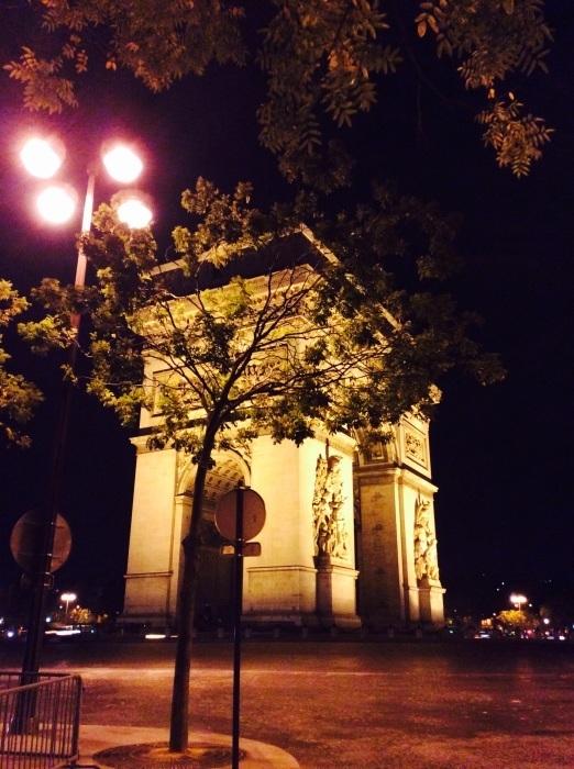 2014 10月 パリ出張 (3) パリにも戻って散歩_f0062122_12493139.jpg