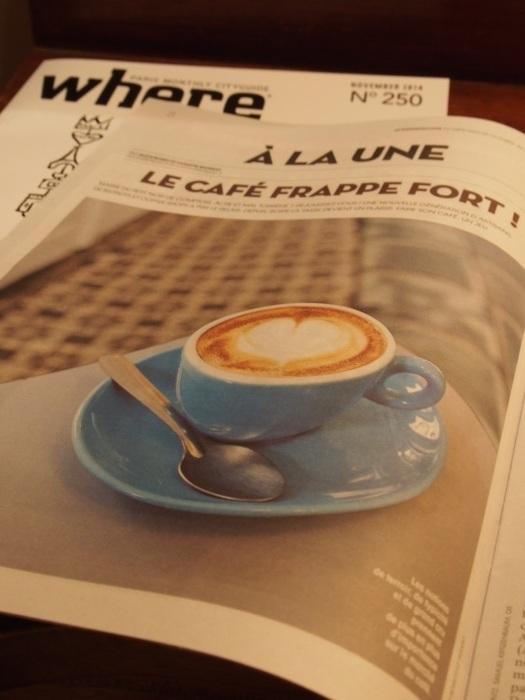 2014 10月 パリ出張 (3) パリにも戻って散歩_f0062122_12572301.jpg