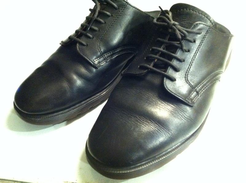 革靴 かかと リメイク _b0178425_19141690.jpg