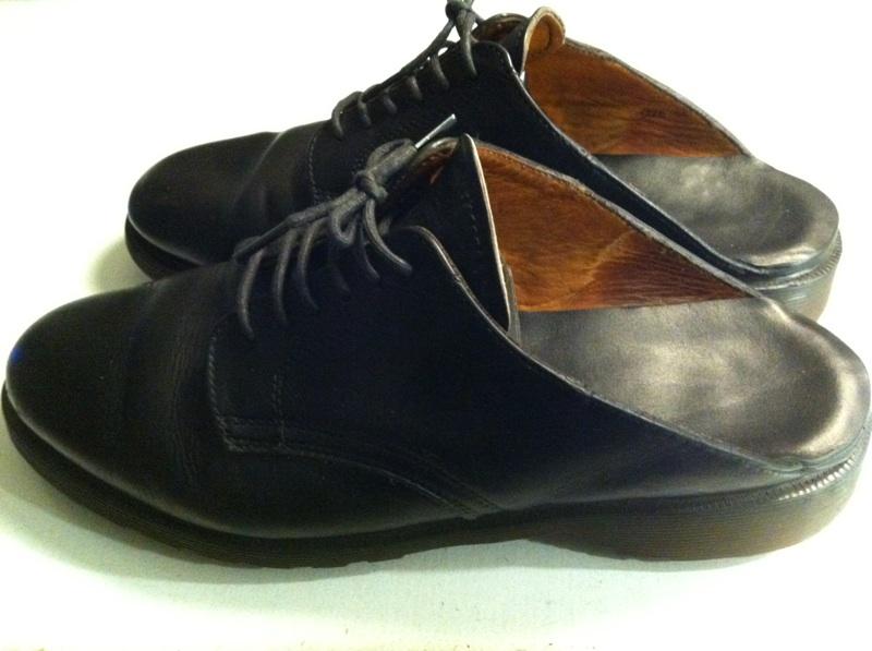 革靴 かかと リメイク _b0178425_19145766.jpg