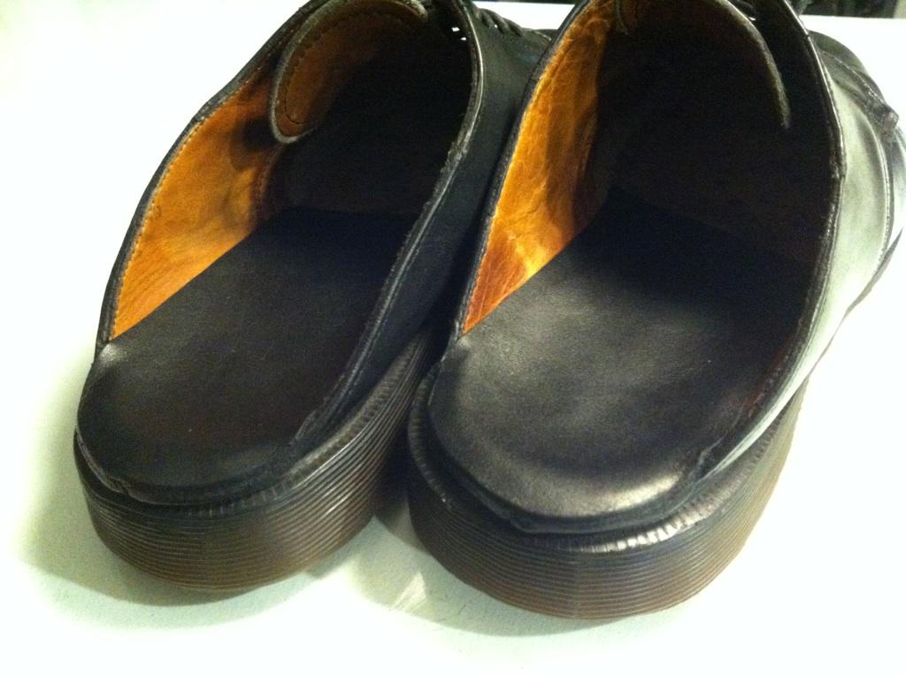 革靴 かかと リメイク _b0178425_19165817.jpg