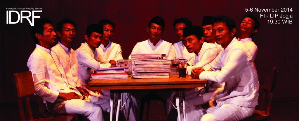 インドネシア・ドラマティック・リーディング・フェスティバル2014 _a0054926_2224203.jpg