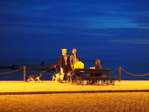 茜色・・・澄んだ碧・・・そして闇に・・・暮れる海辺で_f0152733_625699.jpg