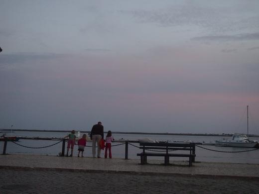 茜色・・・澄んだ碧・・・そして闇に・・・暮れる海辺で_f0152733_6335967.jpg