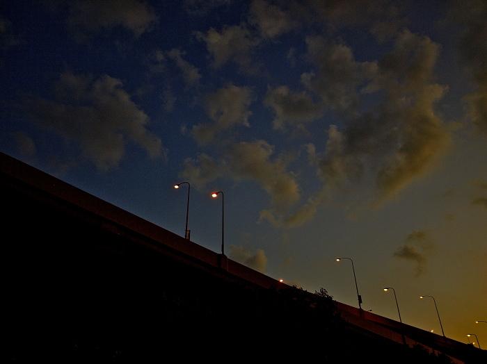 Sun set & Magic hour   博多港 _f0315034_13250075.jpg