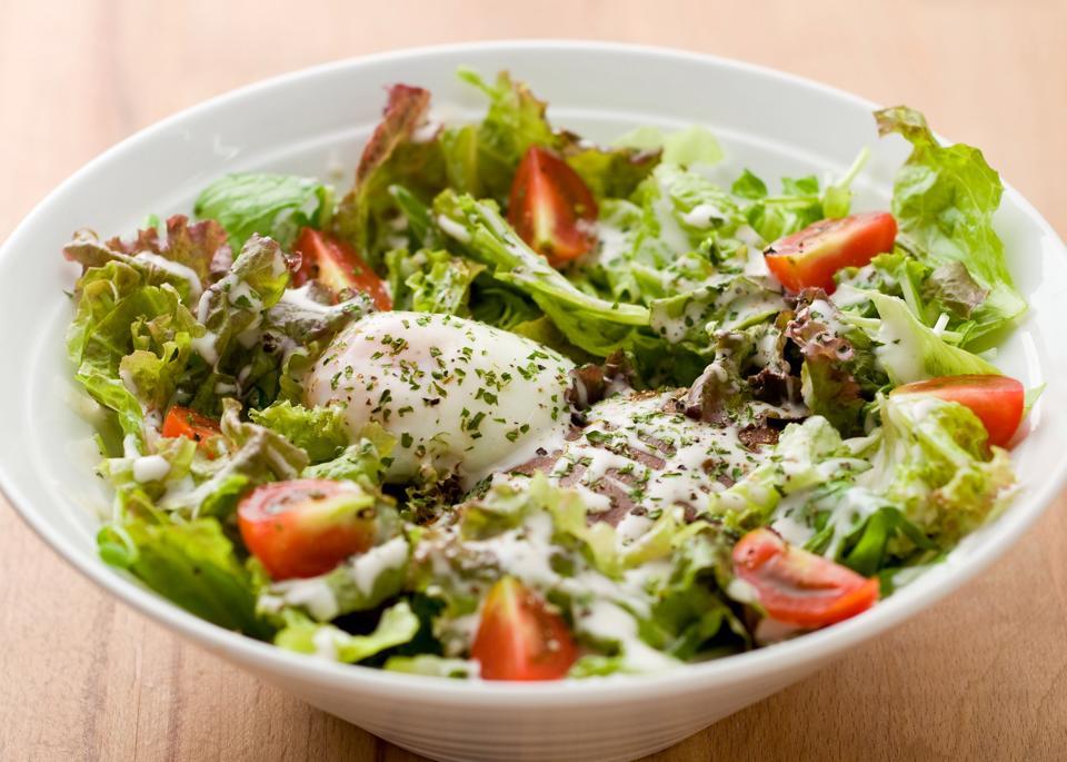 blog;ライオンキッチンのサラダたっぷりロコモコ_a0103940_16563177.jpg
