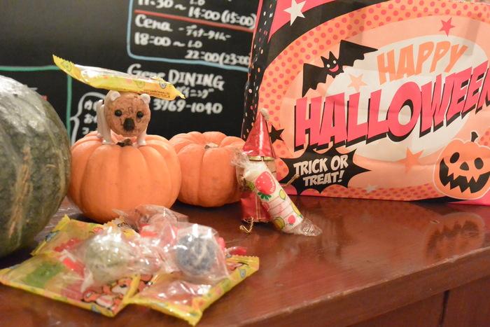今日はHappy Halloween!! みんなで一緒にTrick or Treat!!&10月31日(金)のランチメニュー_d0243849_0183147.jpg