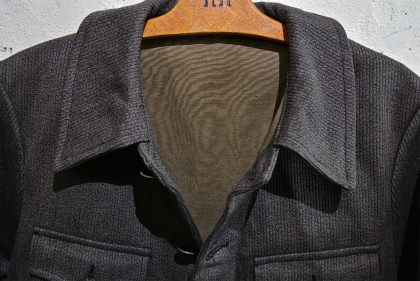 French hunting jacket with animal buttons_f0226051_16131814.jpg