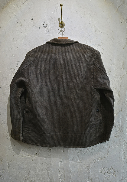 French hunting jacket with animal buttons_f0226051_16251953.jpg