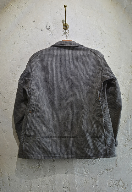 French hunting jacket with animal buttons_f0226051_1683989.jpg