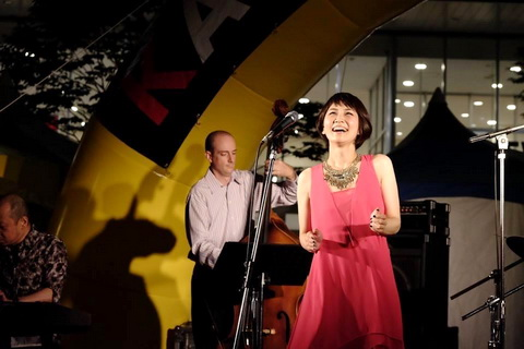 5th Uto Jazz Meet 司会・松村聖華さんの紹介_f0358164_18092407.jpg