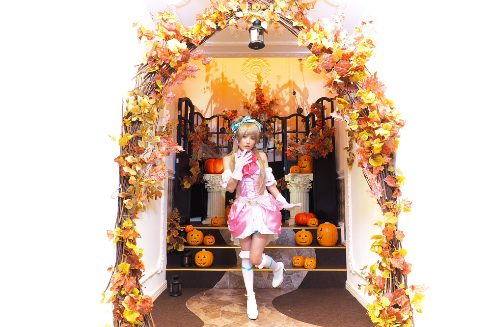 Happy halloween !_f0021869_0331212.jpg