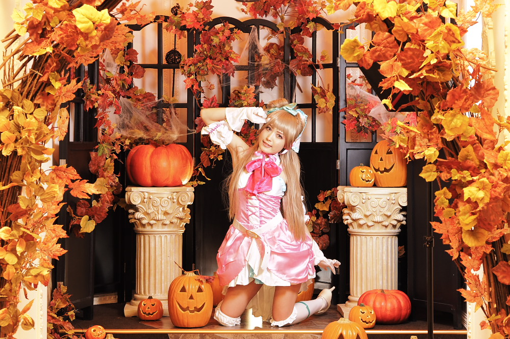 Happy halloween !_f0021869_0344344.jpg