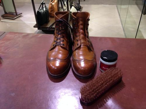 ケア&リペア工房<紳士靴 ...