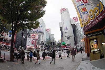 10月31日(金)の渋谷109前交差点_b0056983_11240814.jpg