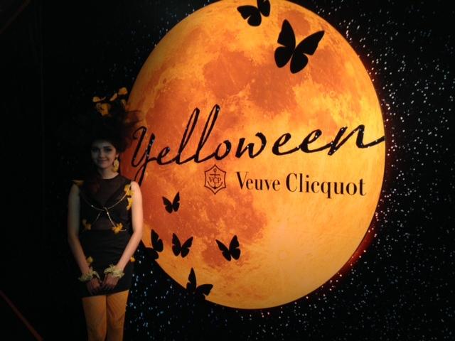 10月31日 Veuve Clicquot&ティム.バートン_d0171384_23582247.jpg