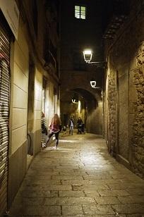 ⑦バルセロナの夜と朝~マドリッドへ=スペイン編=_f0226293_7182973.jpg