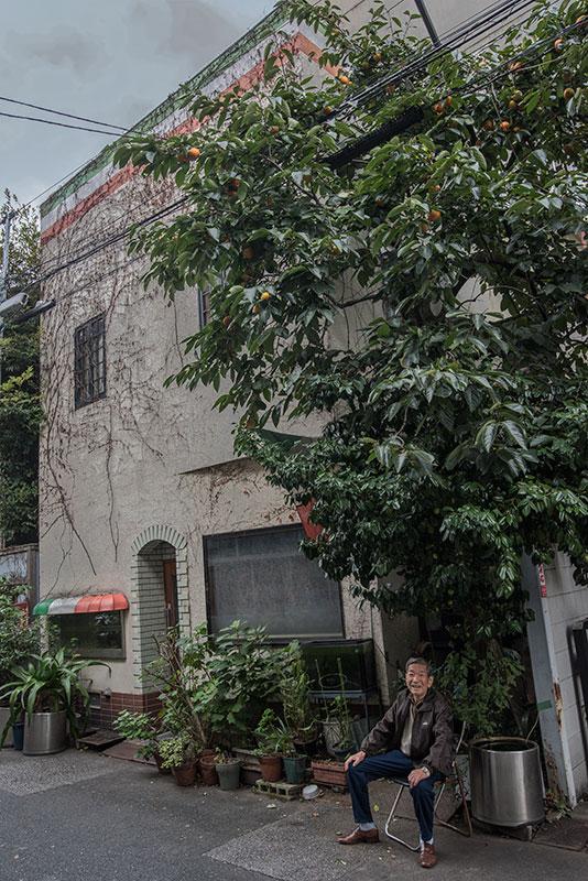 記憶の残像-682 東京都台東区 懐かしい家並みがぽつりぽつり_f0215695_16220075.jpg